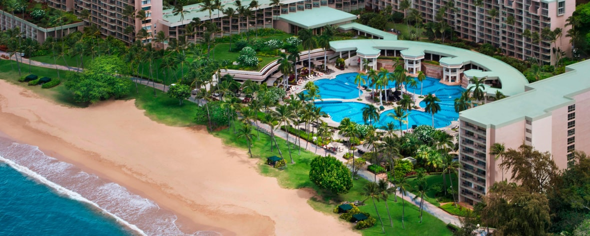 Kauai Hawaii Oceanfront Beach Resort