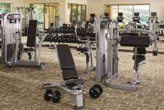 Kauai Beach Resort Fitness Center