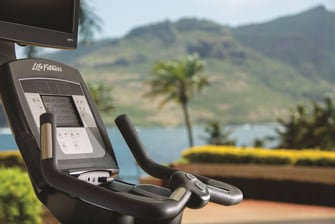 Kauai Oceanfront Fitness Center