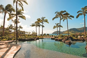 Kauai Beach Resort Swimming Pool