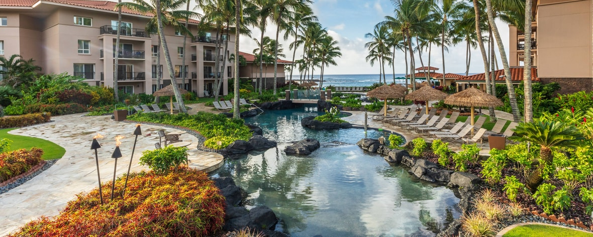 Poipu Kauai Vacation Als By The