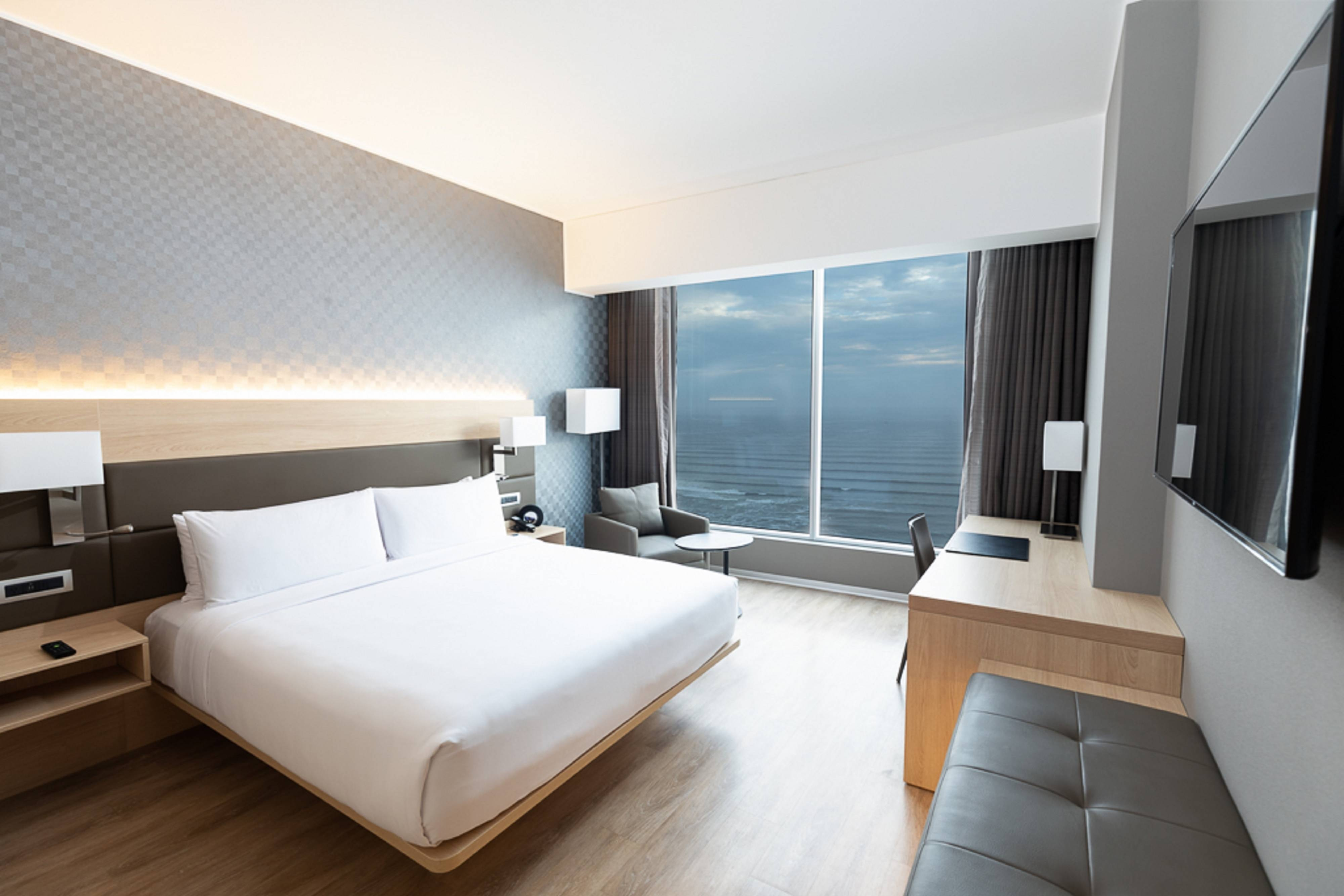 Habitación con cama King - Frente al mar