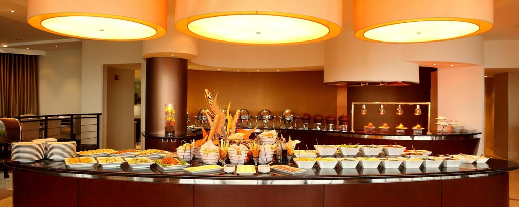 Lima Peru hotel breakfast Buffet