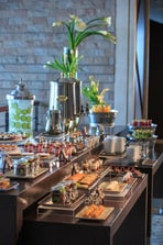 Hotel catering in Lima