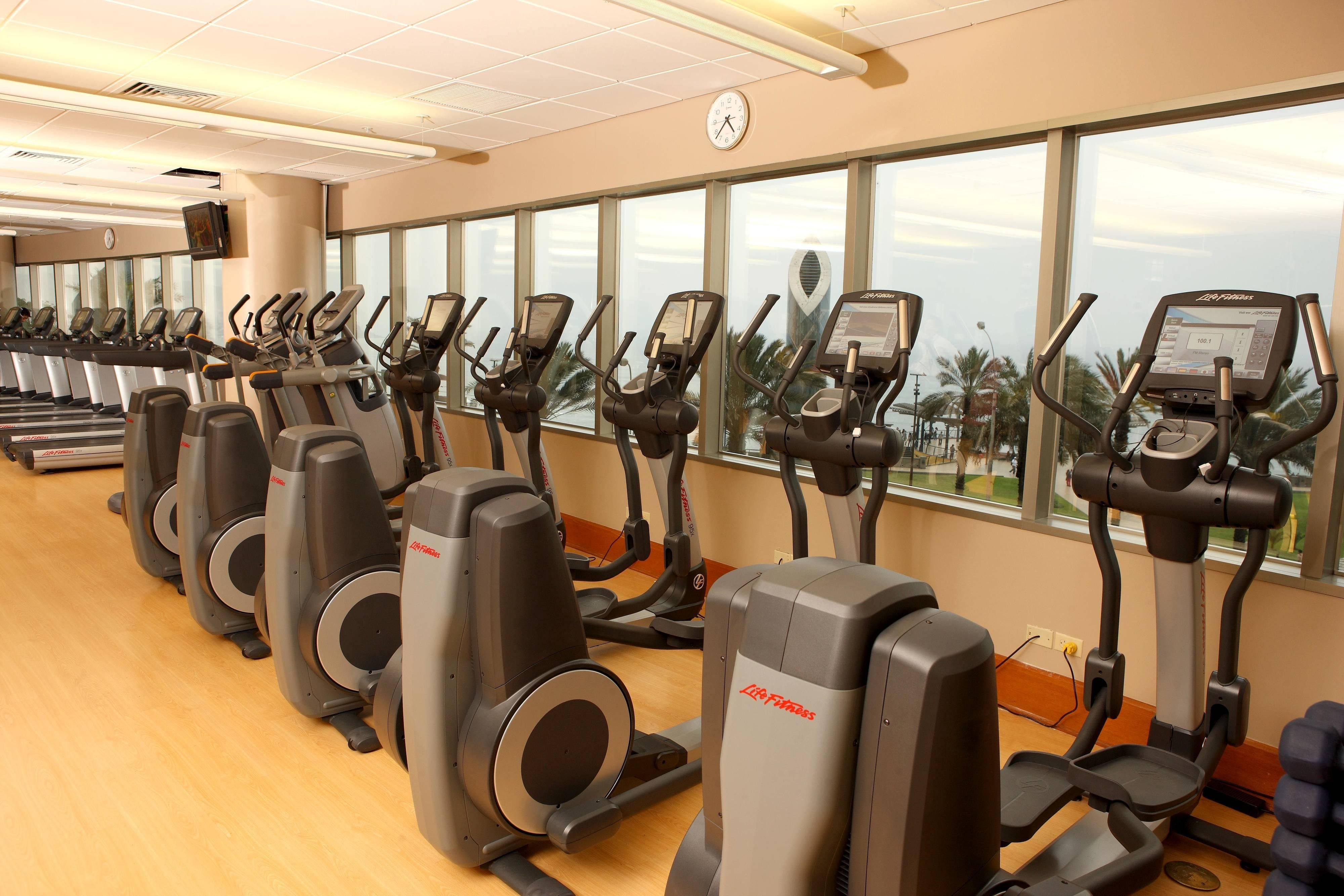 Lima hotel fitness center