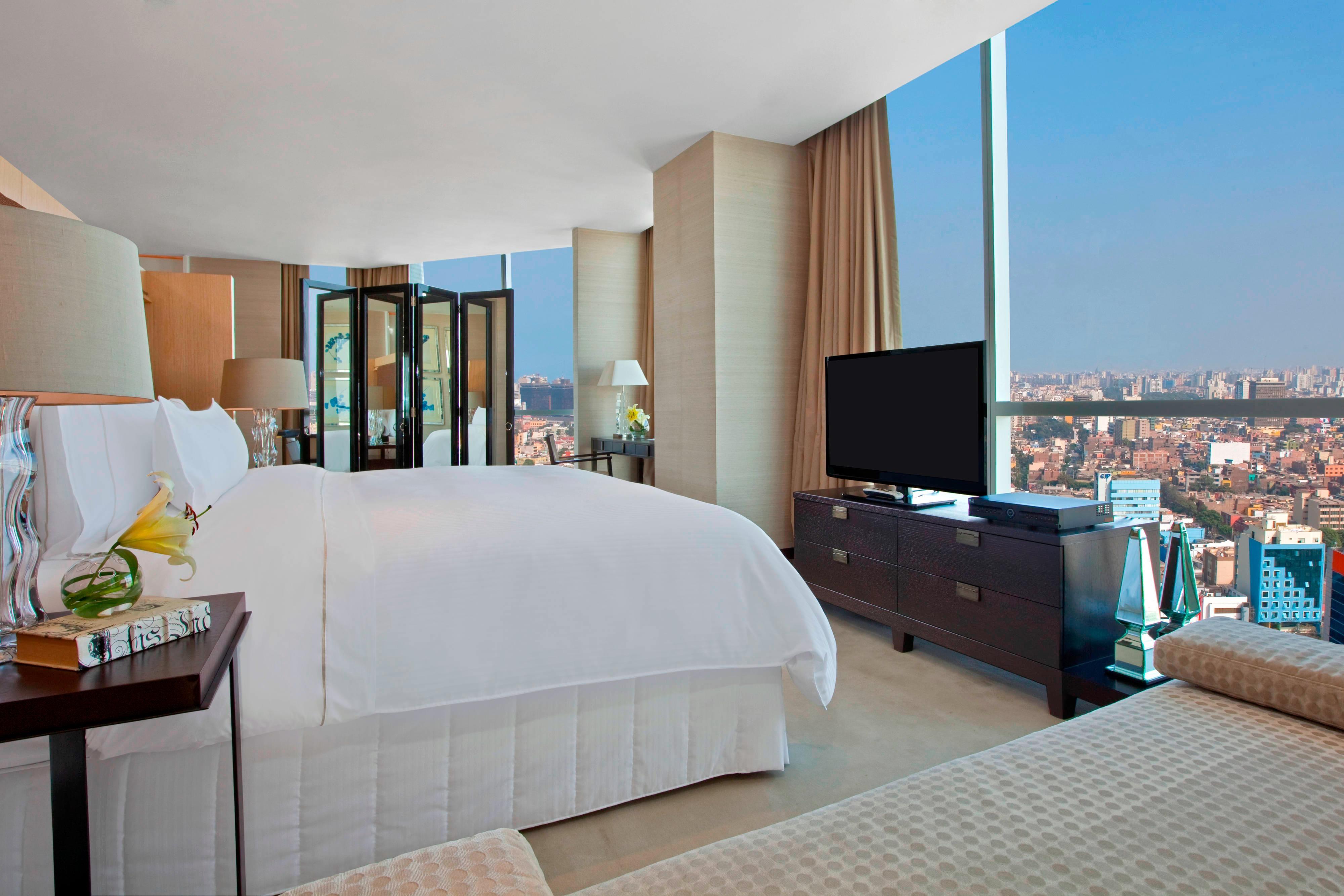 Presidential Suite - Bedroom Room