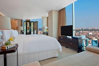 Presidential Suite - Bedroom Room