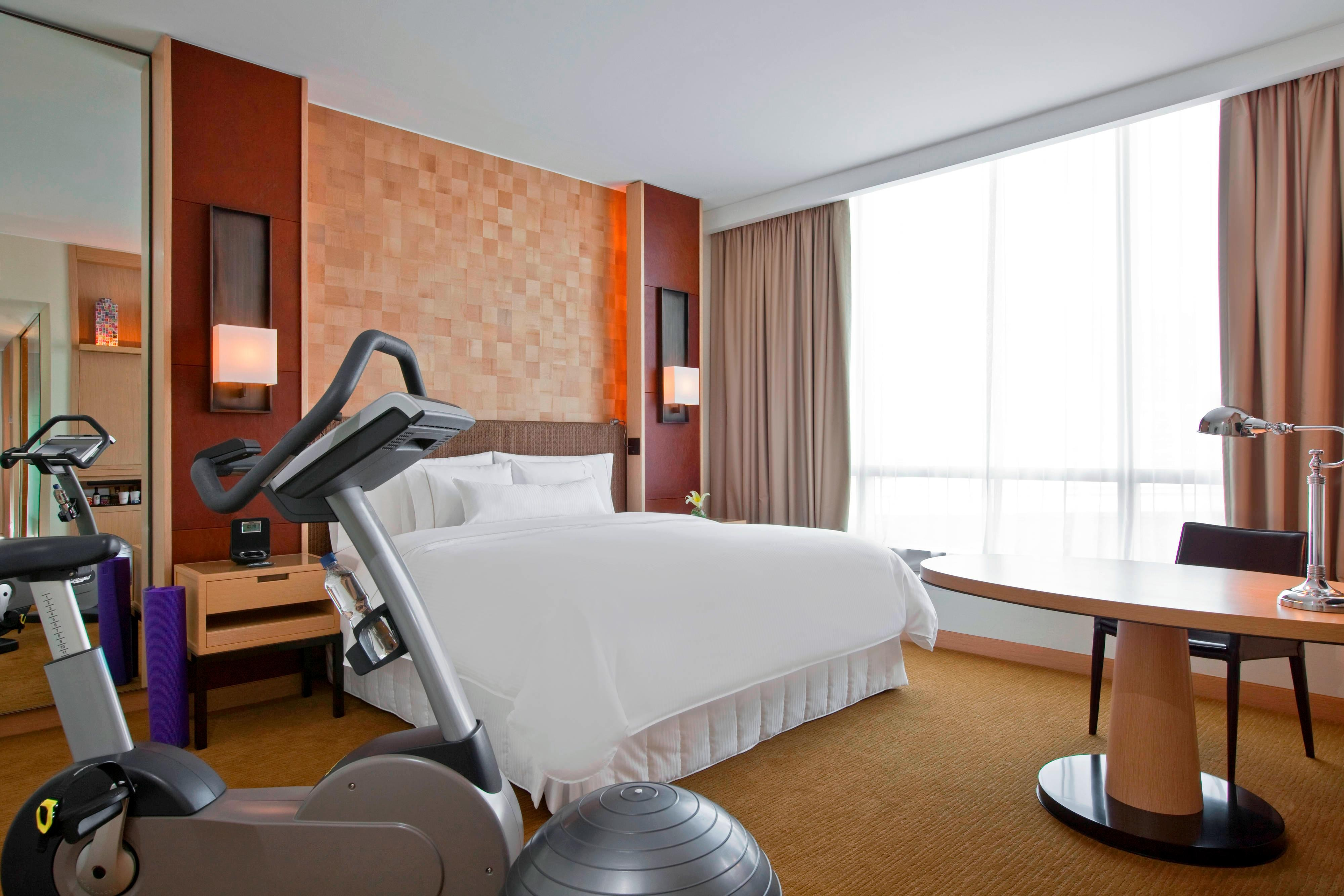 WestinWorkOUT Guest Room