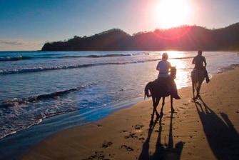 Hotel Punta Islita Horseback Riding