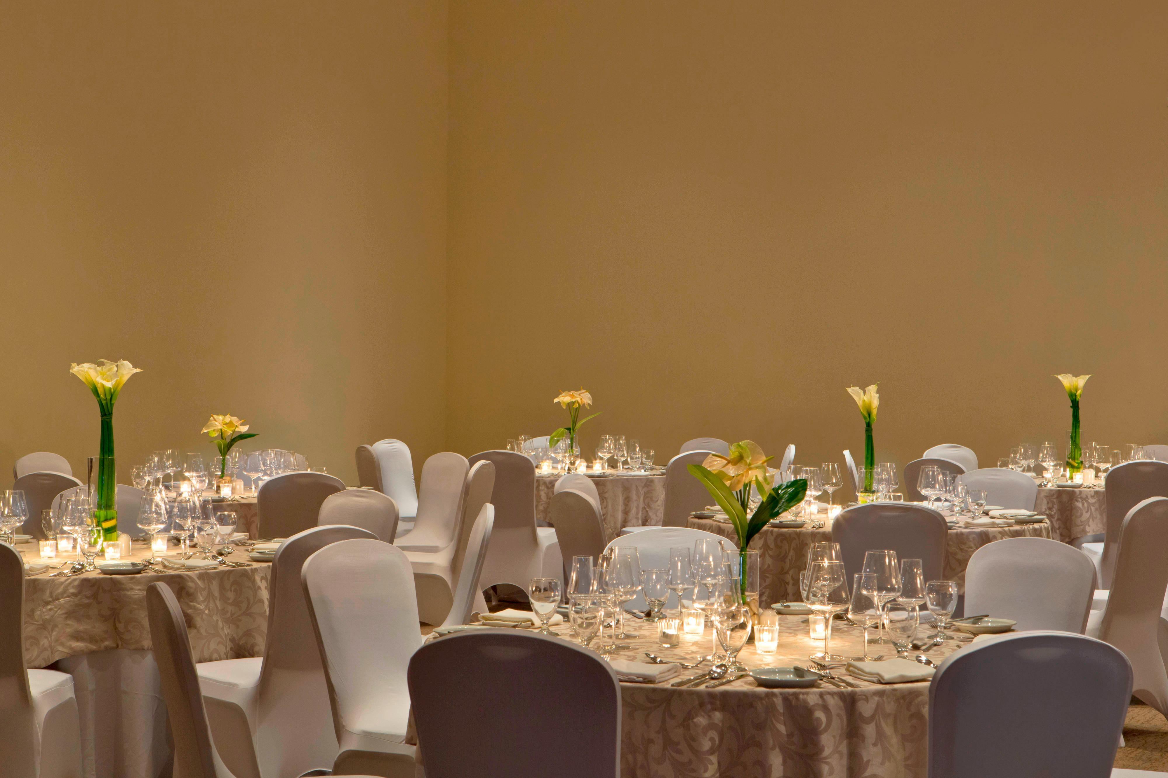 Salão de festas – banquete