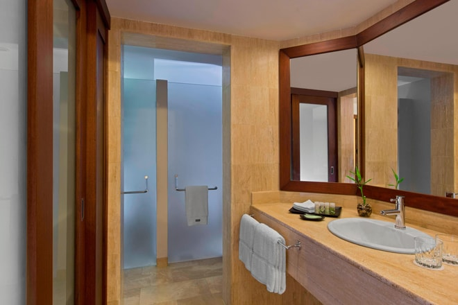 Deluxe Junior Suite - Bathroom