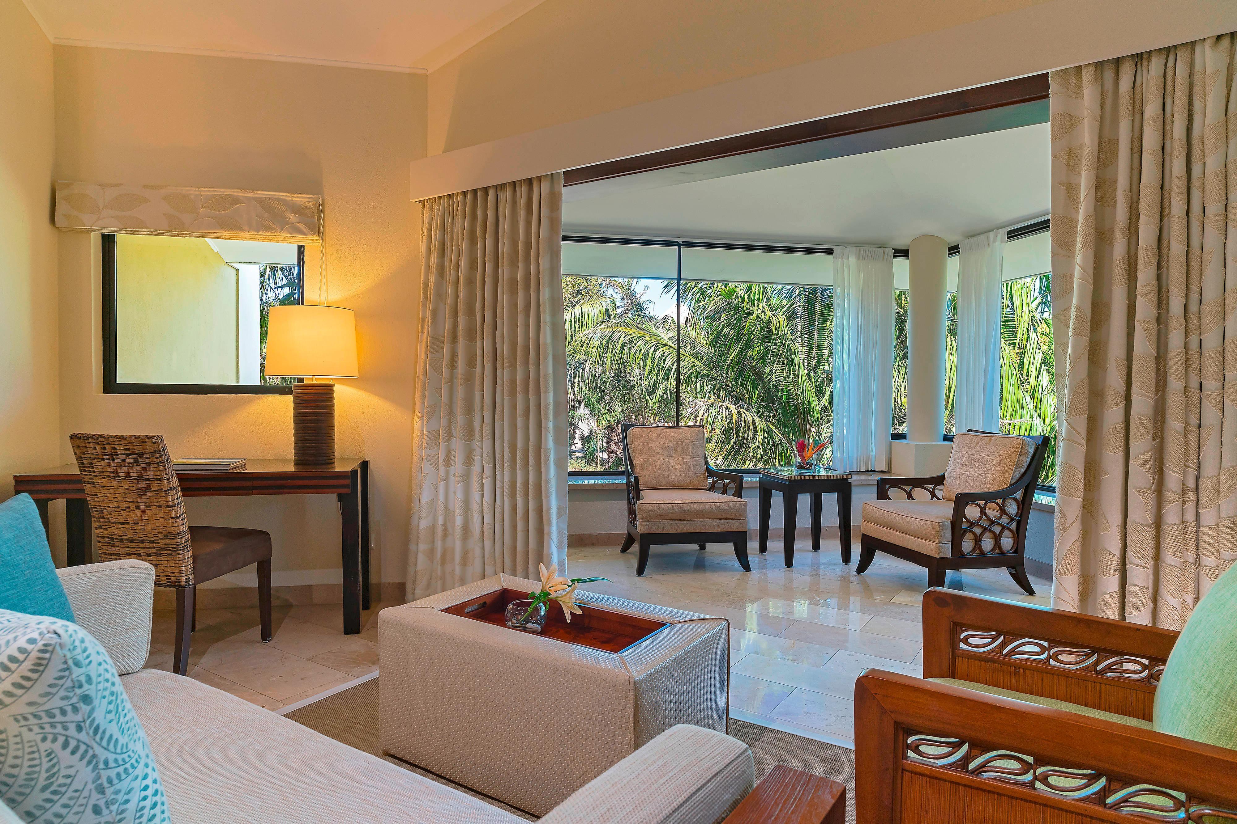 Junior Suite Premium de lujo, balcón