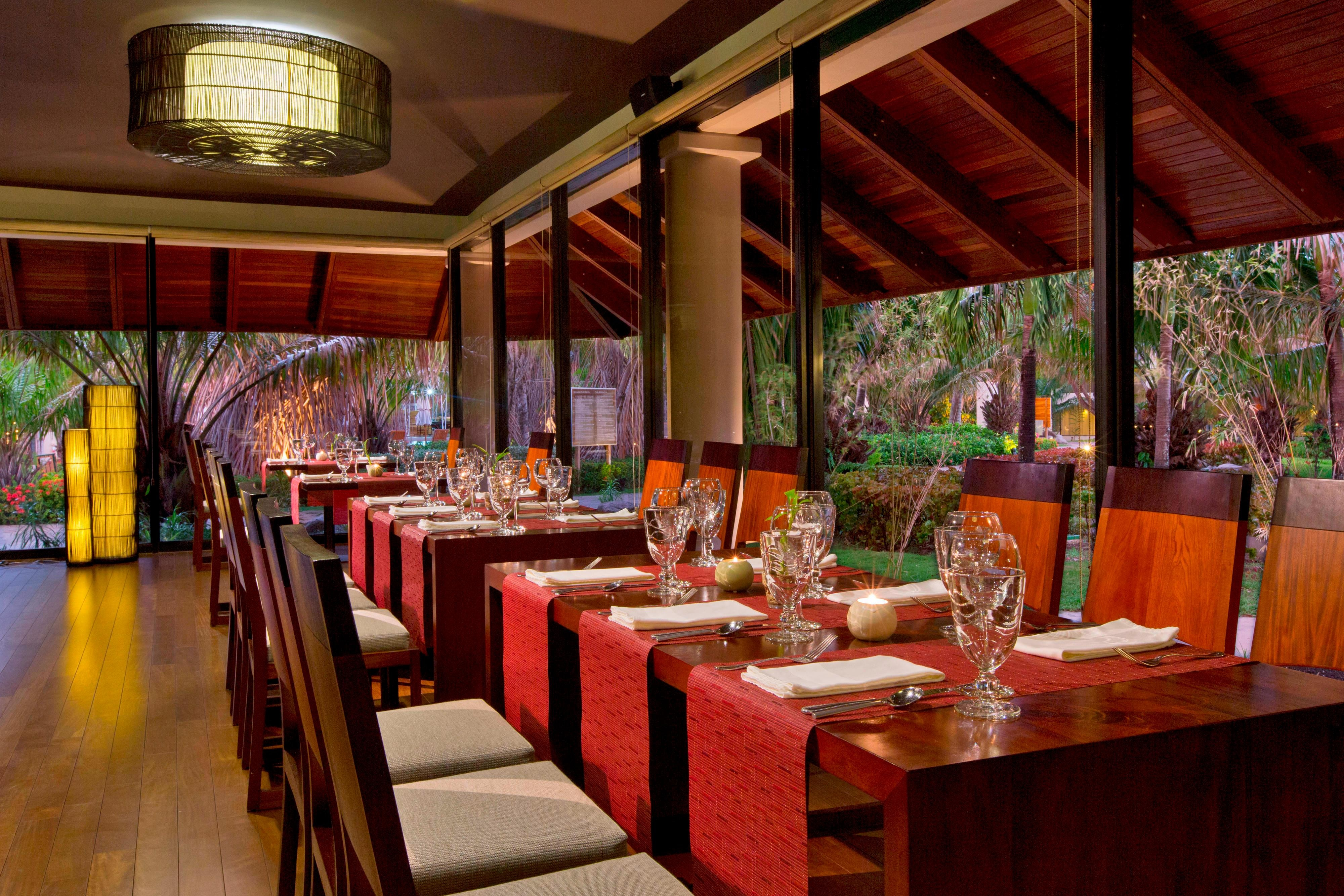 Cabo Velas hotel restaurants and lounges | The Westin Golf Resort ...