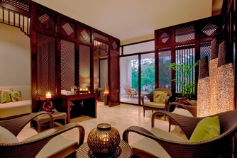The Spa - Relaxation Room