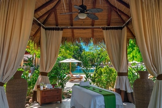 Spa Outdoor Palapa