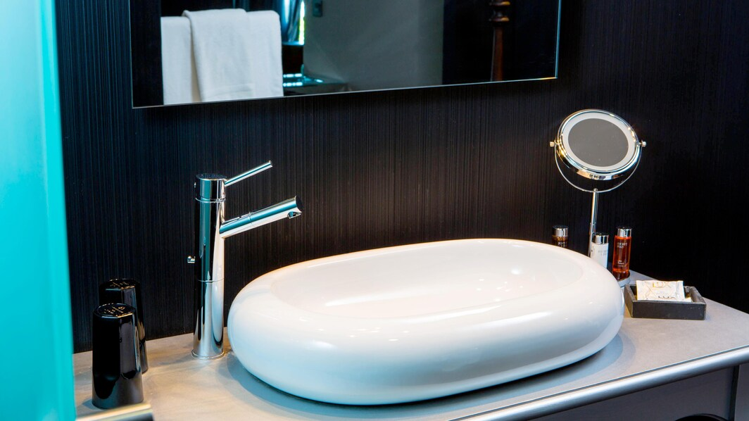 Gästezimmer – Ausstattung des Badezimmers