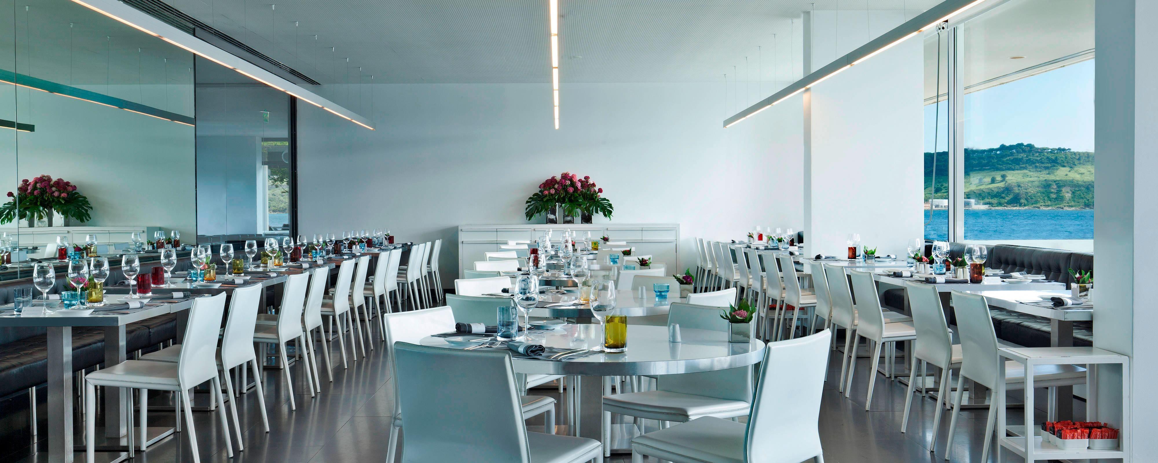 Cafeteria Mensagem Dining Area