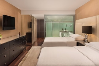 Twin/Twin Executive Suite
