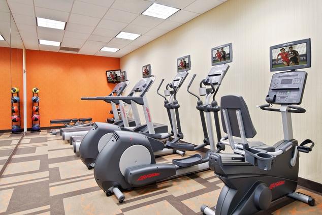 little rock fitness center