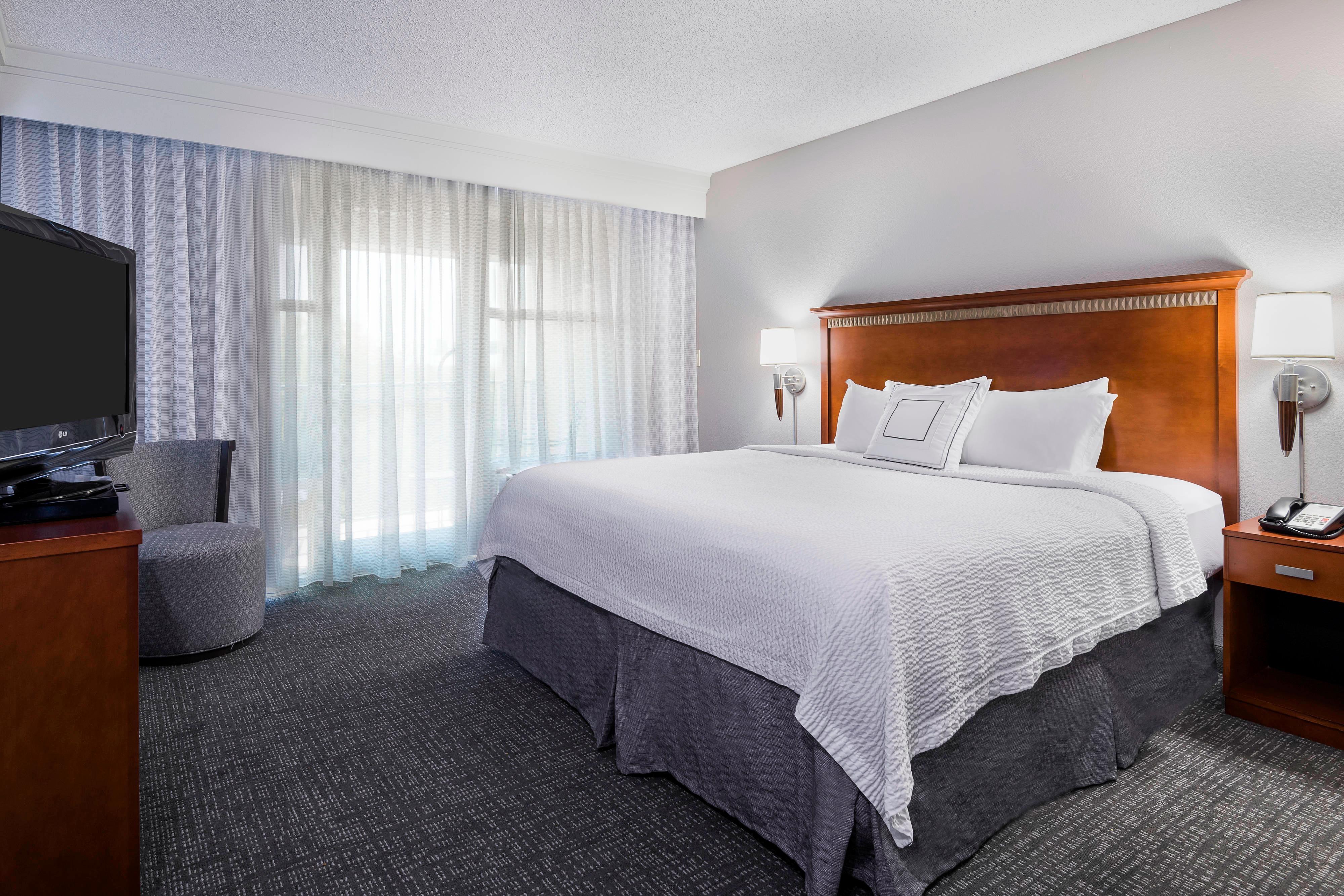 Suite con letto matrimoniale king - Camera da letto