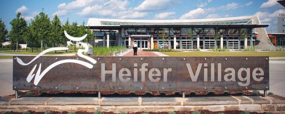 Heifer Village, à Little Rock