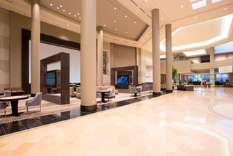 Greatroom Lobby in Little Rock