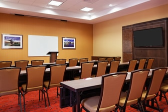 little rock hotel meeting room