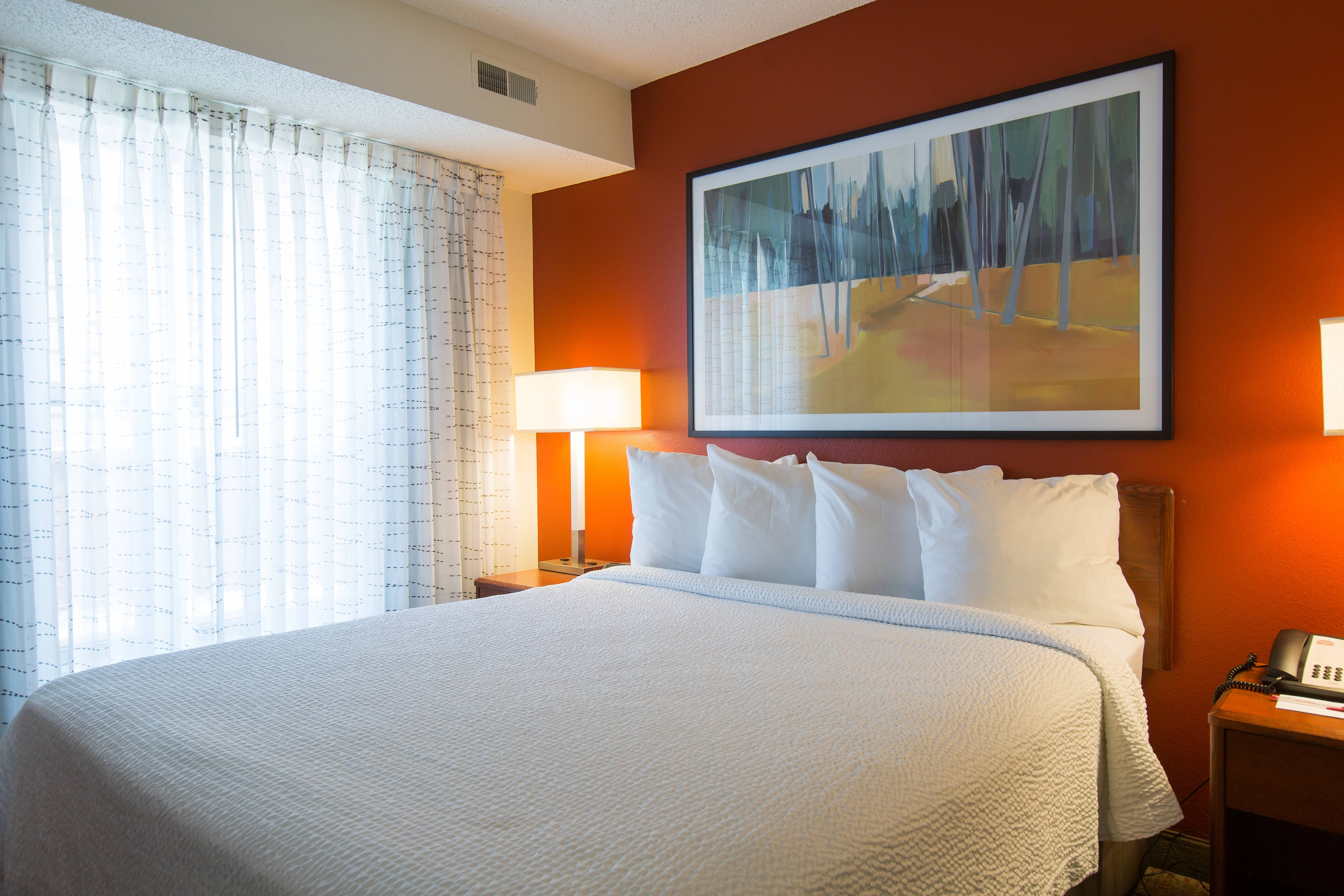 Suite de un dormitorio - Área de dormir