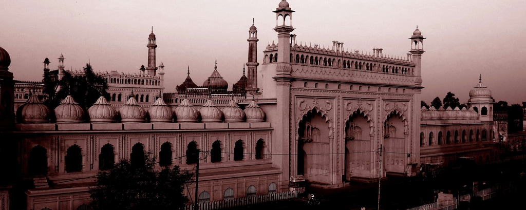 Attractions in Lucknow