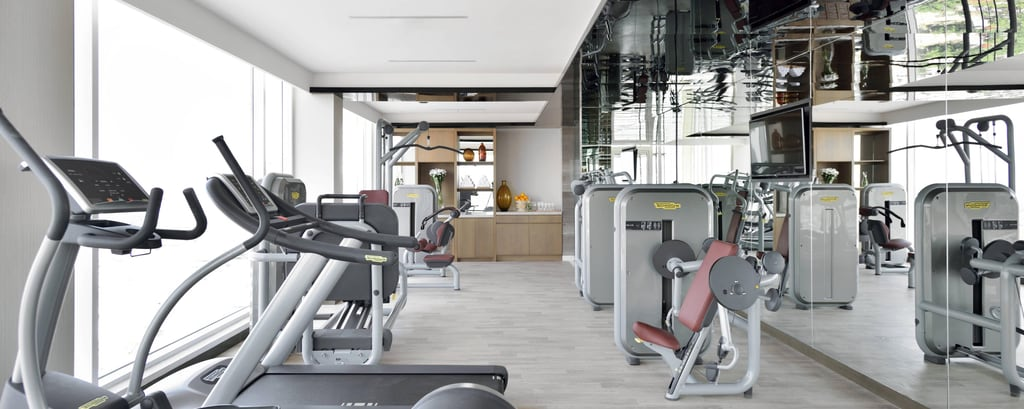 Fitnessstudios in 5-Sterne-Hotels in Lucknow