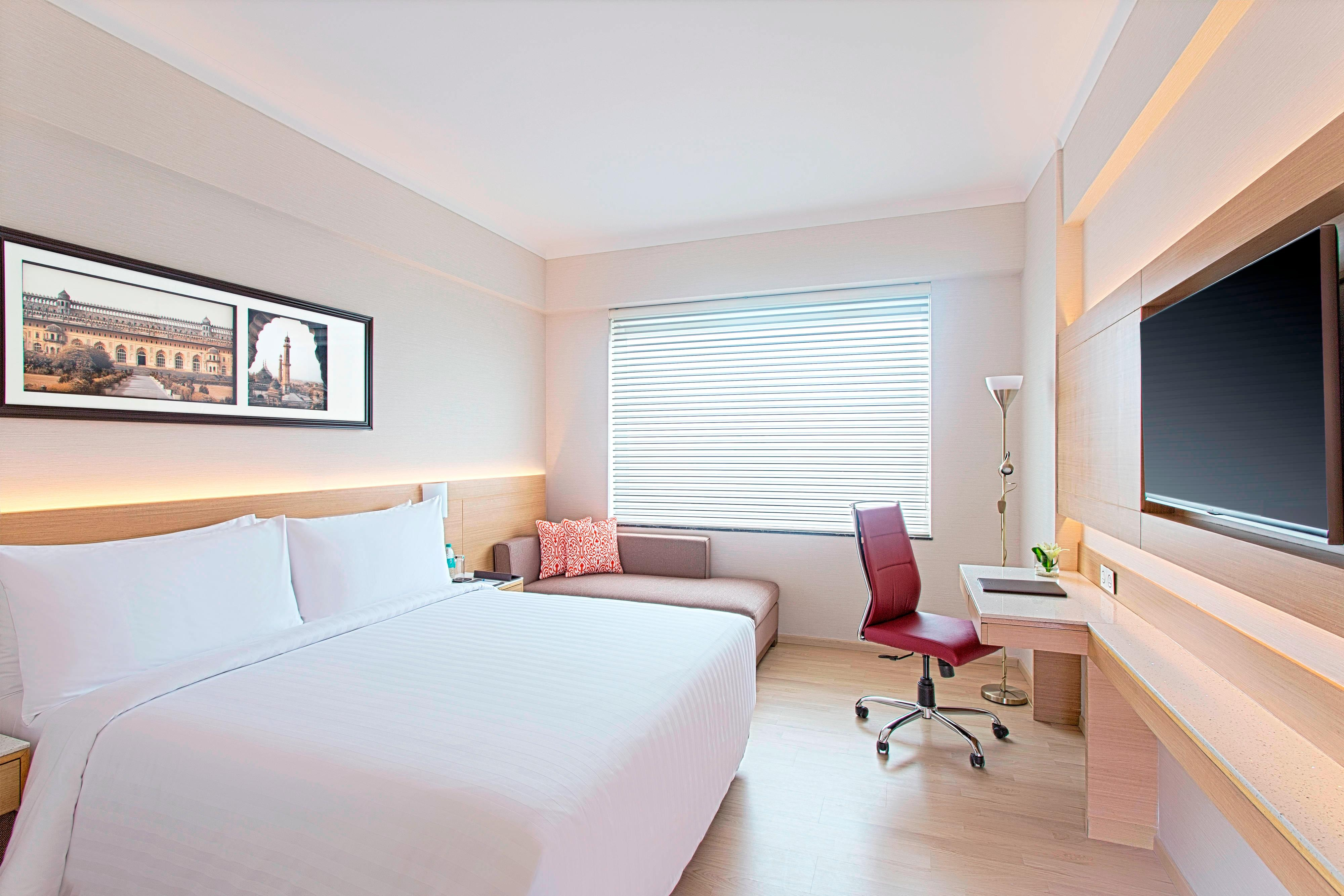 Executive Deluxe Guest Room
