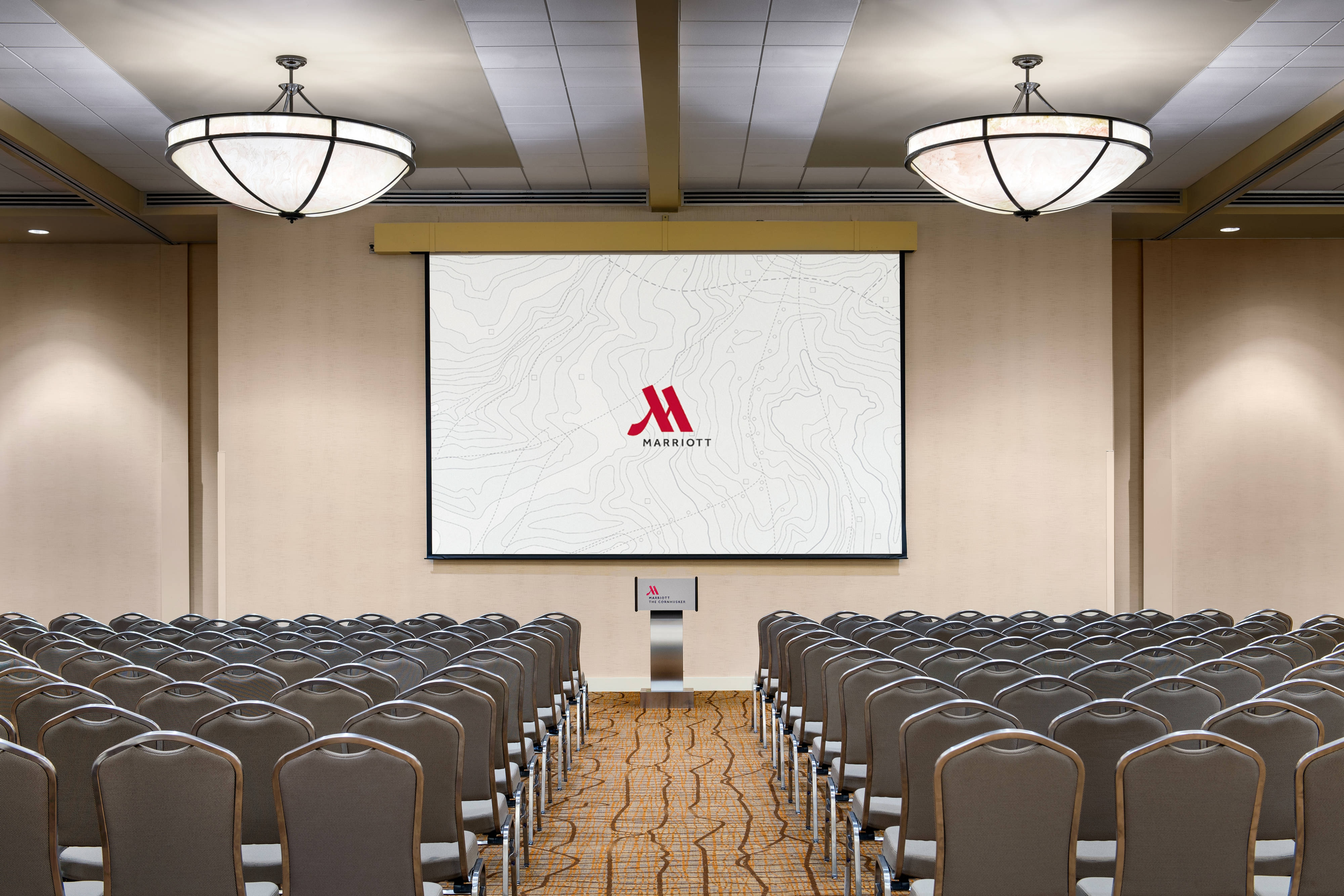 Lincoln Hotels Conference Room