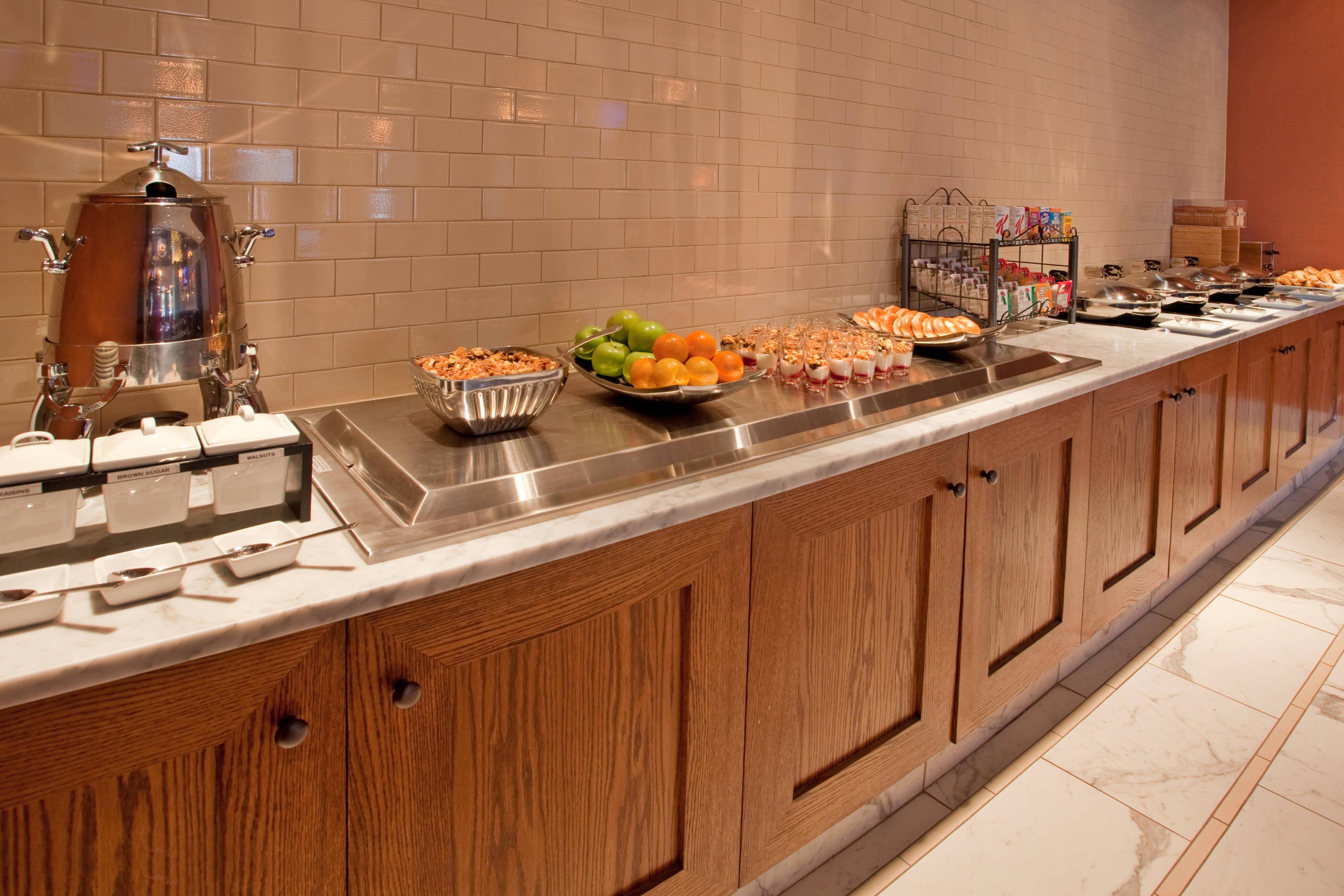 The Cafe - Breakfast Buffet