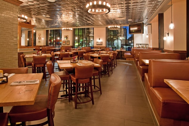 Miller Time Pub & Grill - Dining Area
