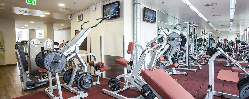 Courtyard Linz Hotel Fitness Center