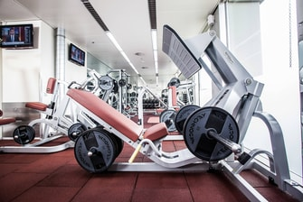 Courtyard Linz Hotel Gym