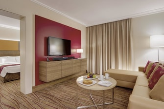 Newly renovated Junior Suite, Linz