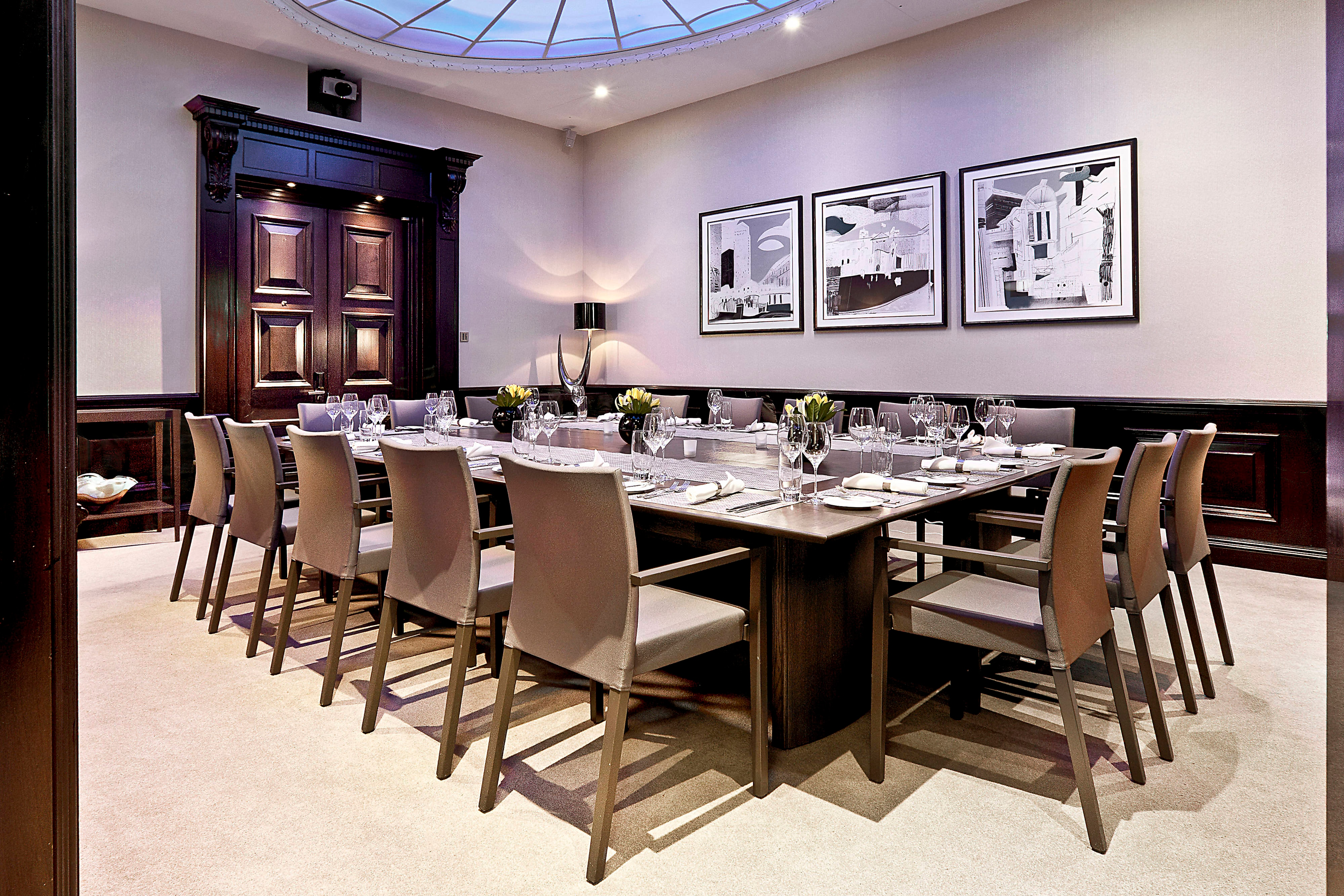 Private dining in London