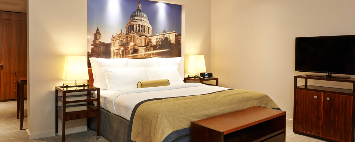 5-Sterne Hotelzimmer in London