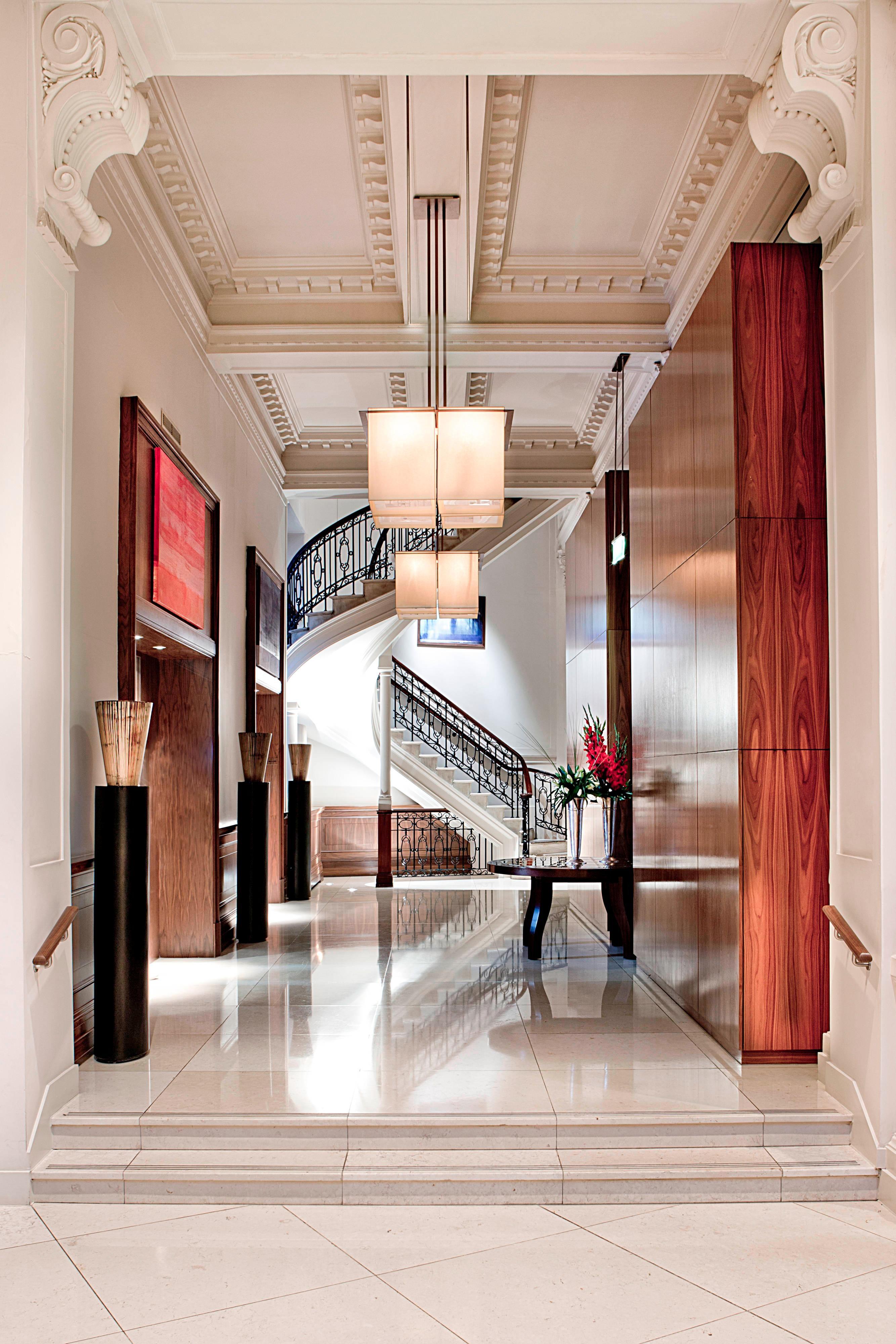 Luxus-Hotel in London