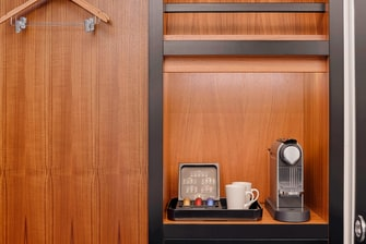 Urban Room - Nespresso Coffee Machine