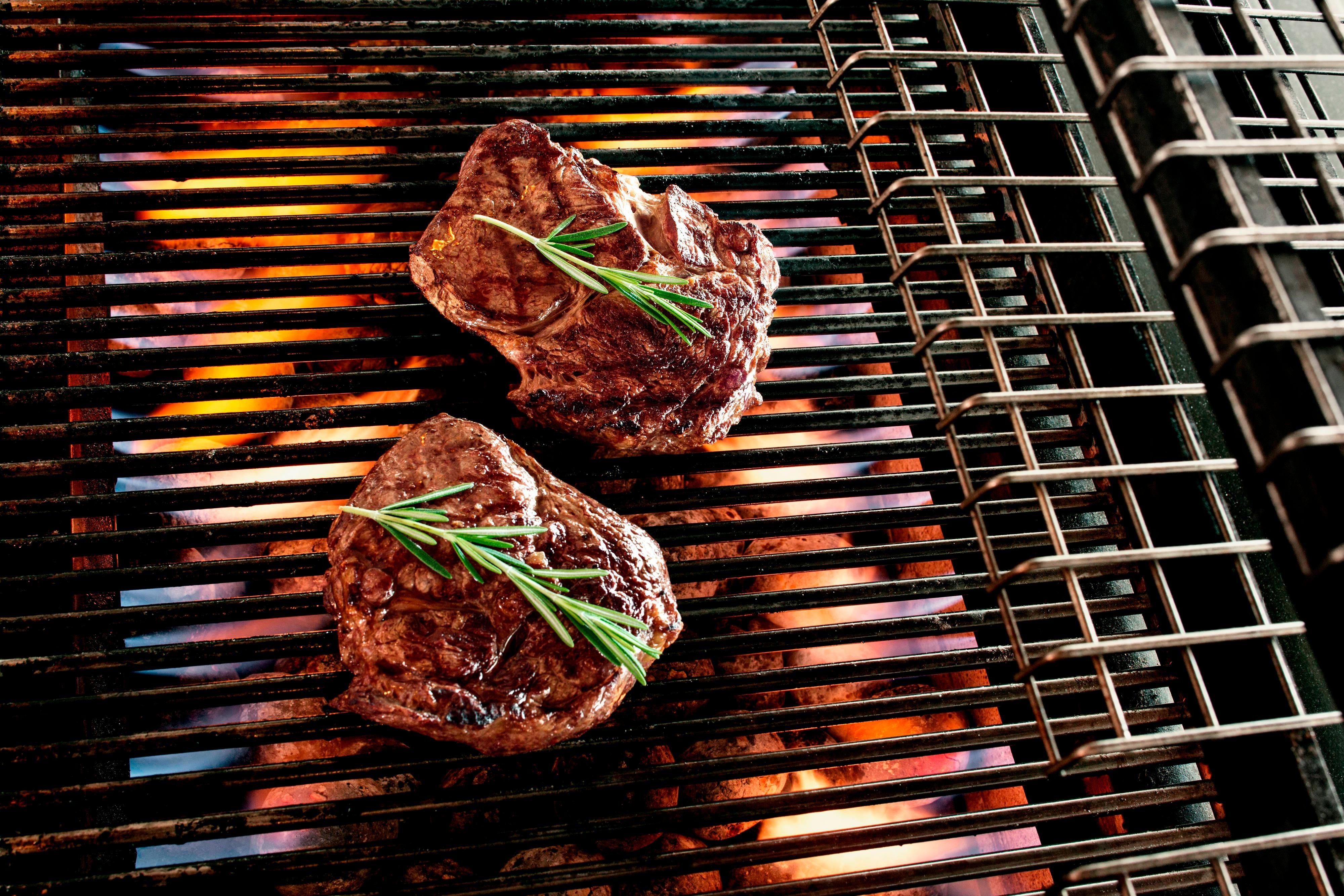 Live Grill - steak
