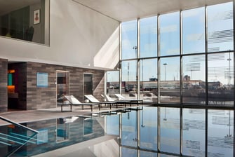 Splash indoor Pool