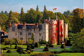 Hever Castle near Bexleyheath