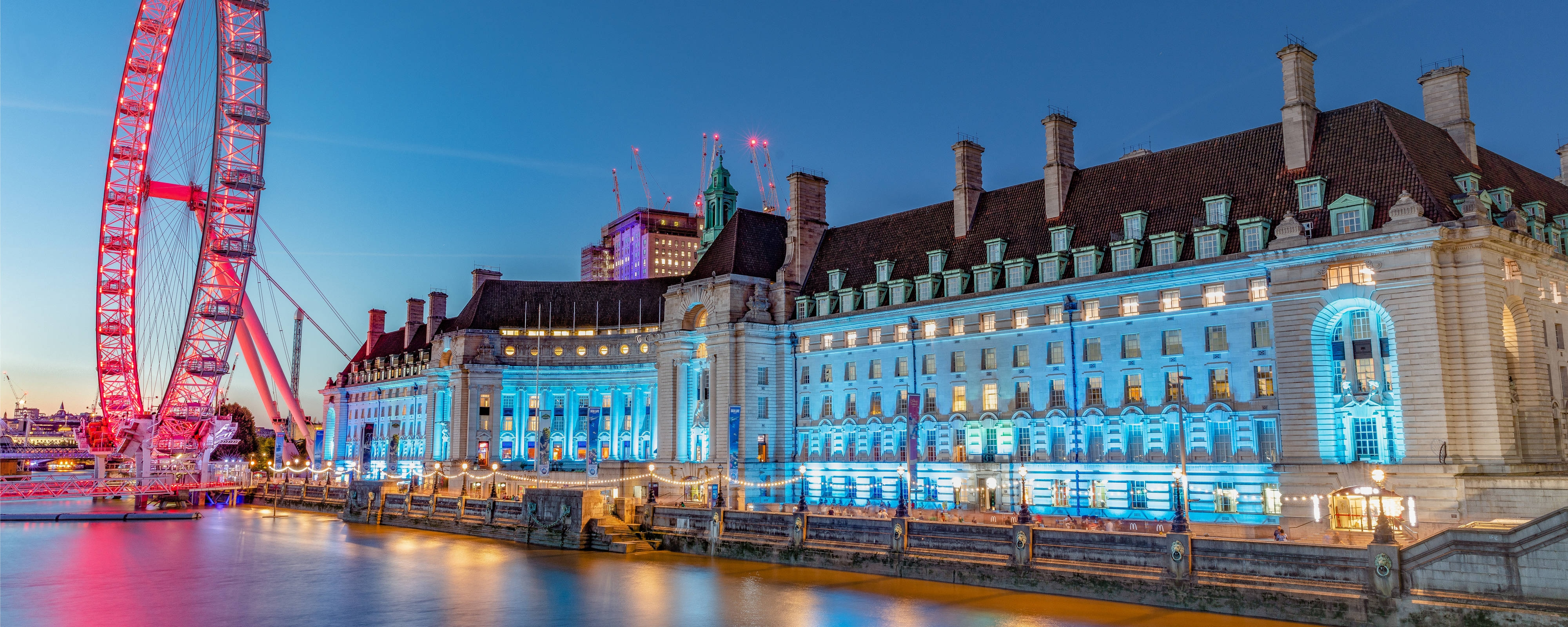 London Westminster Hotel | London Marriott Hotel County Hall
