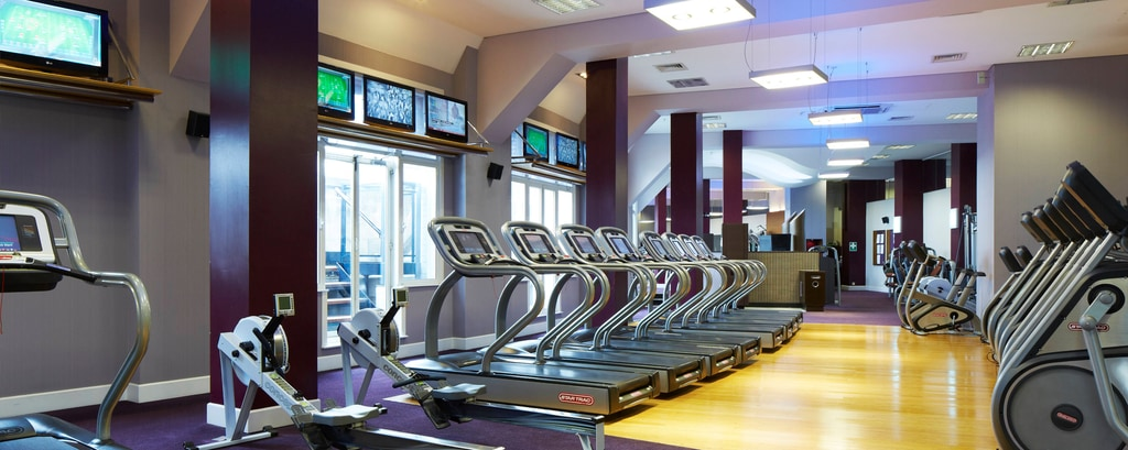 Fitness Center at London Hotel