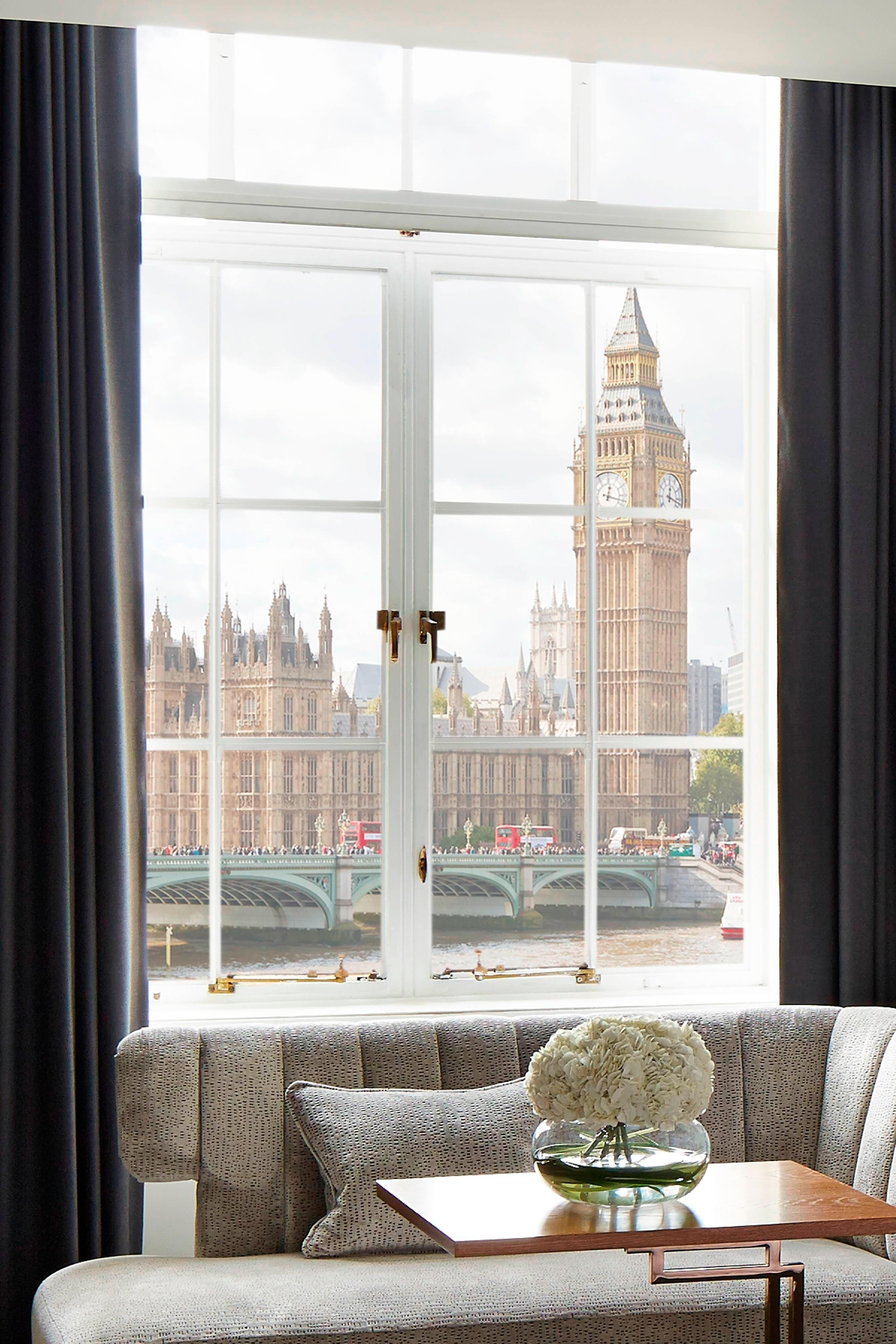 Executive-Gästezimmer in Londoner Hotel