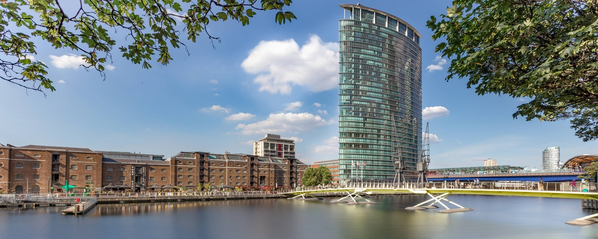 Canary Wharf Hotel - Hotel in East London | London Marriott Hotel