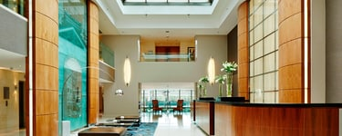 Отель London Marriott Hotel West India Quay