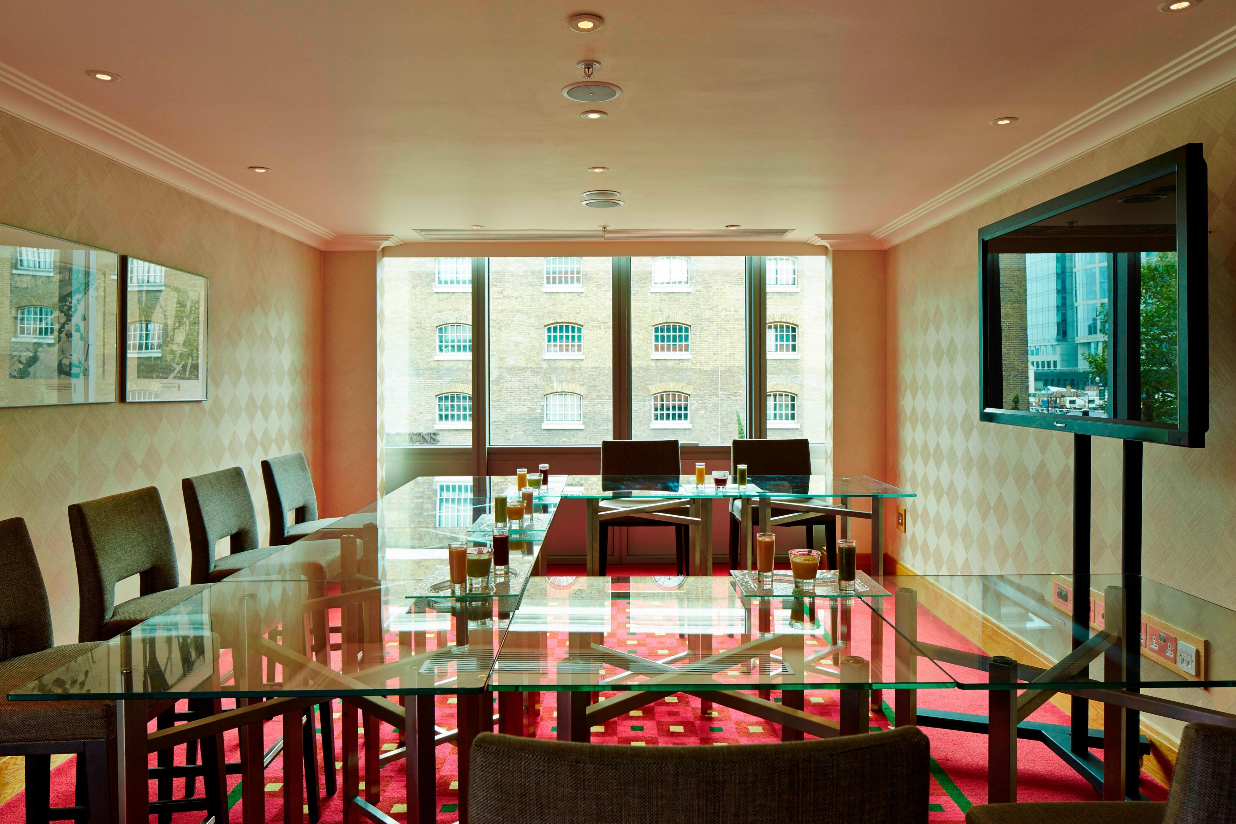 Espacio para reuniones del hotel en Londres